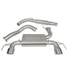 Vauxhall Corsa E VXR Sports Exhausts - VZ16