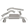 Vauxhall Corsa E VXR Sports Exhausts - VZ18