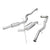 Vauxhall Corsa D VXR (07-09) Turbo Back Performance Exhaust