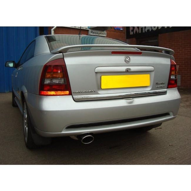 Vauxhall Astra G Coupe (98-04) Rear Box Performance Exhaust