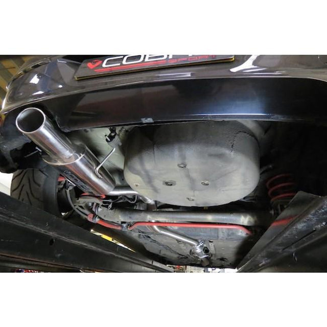 Vauxhall Astra H Sports Exhaust Fitted -2