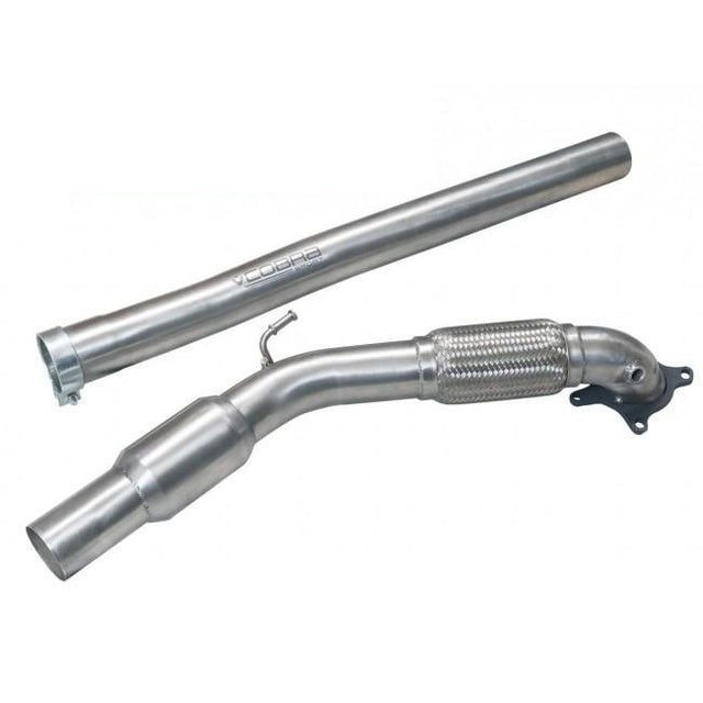 Audi S3 (8P) Sportback Sports Cat Front Pipe Sports Exhaust - AU05