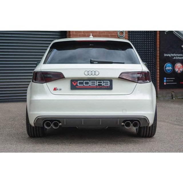 Audi S3 8V (5 Door) Sportback Sports Exhaust