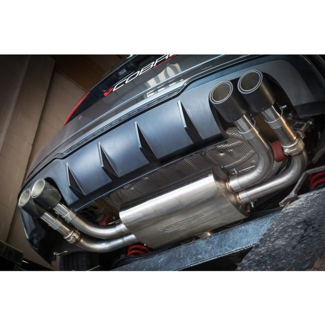 Audi S3 (8V) Valved Cat Back Exhaust
