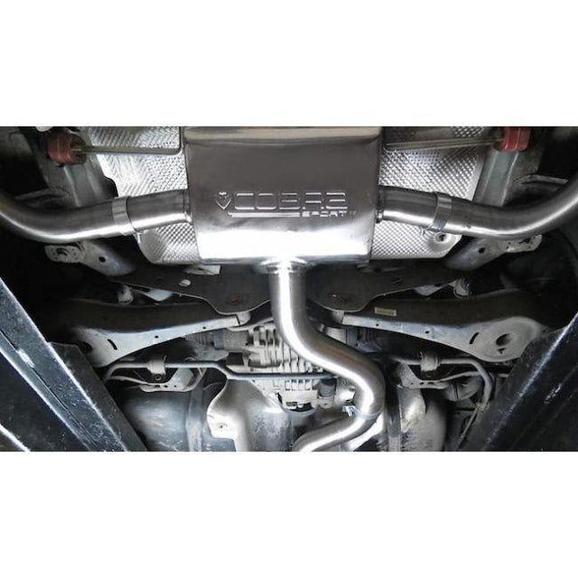 Audi TTS (Mk2) Quattro Turbo Back Performance Exhaust