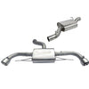 Audi TT (Mk2) 2.0 TFSI (Quattro) 2012-14 Cat-Back Performance Exhaust
