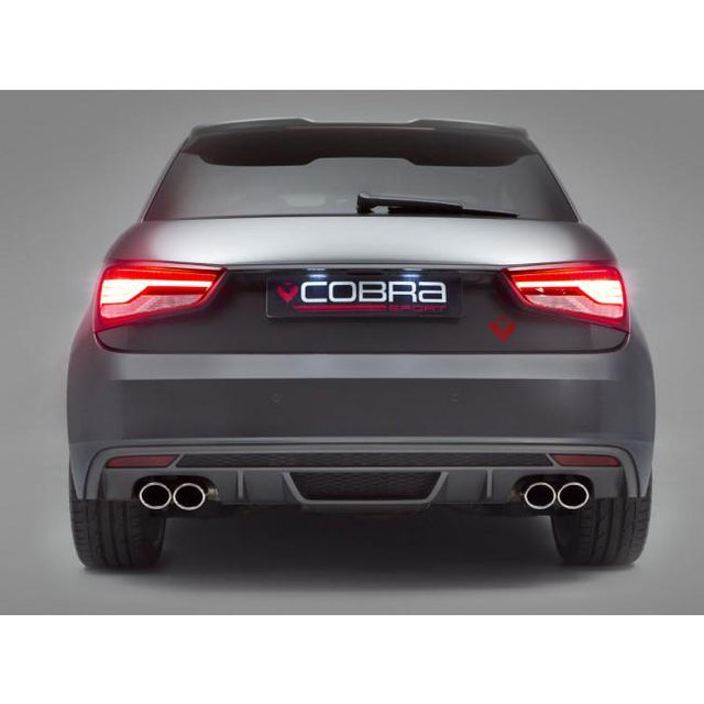 Audi S1 Cobra Sport Exhaust - Studio-2