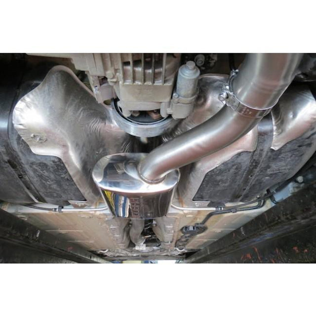 Audi S3 (8P) Quattro (3 Door) Turbo Back Performance Exhaust