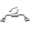 Audi S3 (8V) Saloon Cat Back Cobra Sport Exhaust - AU66