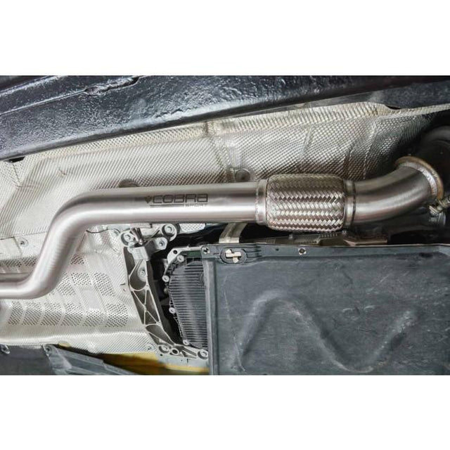 BMW M135i Cat Back Performance Exhaust System