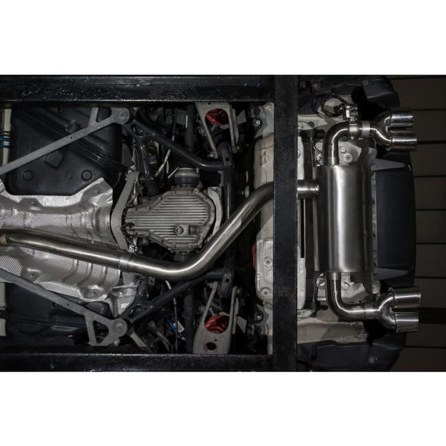 BMW M2 (F87) Cobra Sport Performance Exhaust - BM101