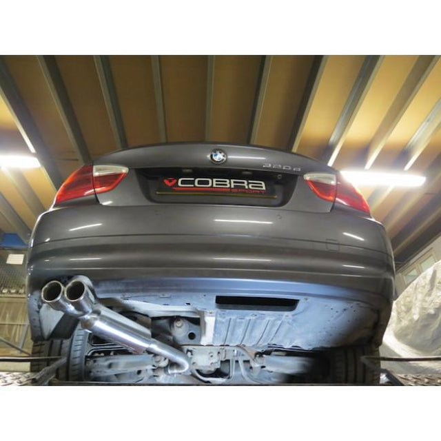 BMW-320D_Rear_Box_cobra_sport_exhaust_fitted