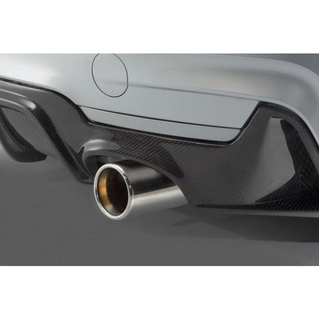 BMW 435D Dual Exit Sports Exhaust Tailpipe