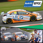 British Touring Cars - Cobra Sport AmD Racing Honda Civic Type R