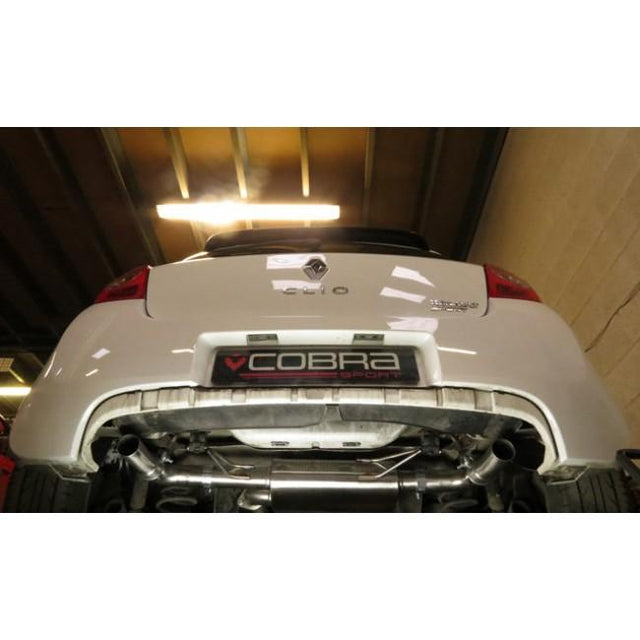 Renault Clio RS 200 Sports Exhaust fitted - 4