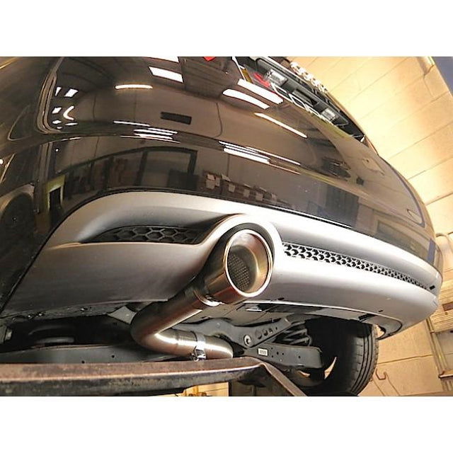 Audi TDI Cobra Sports Exhaust Fitted - 2
