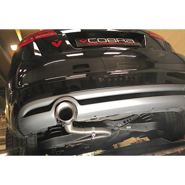 Audi TDI Cobra Sports Exhaust Fitted - 3