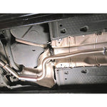 Audi TDI Cobra Sports Exhaust Fitted - 5