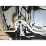 Audi TDI Cobra Sports Exhaust Fitted - 4