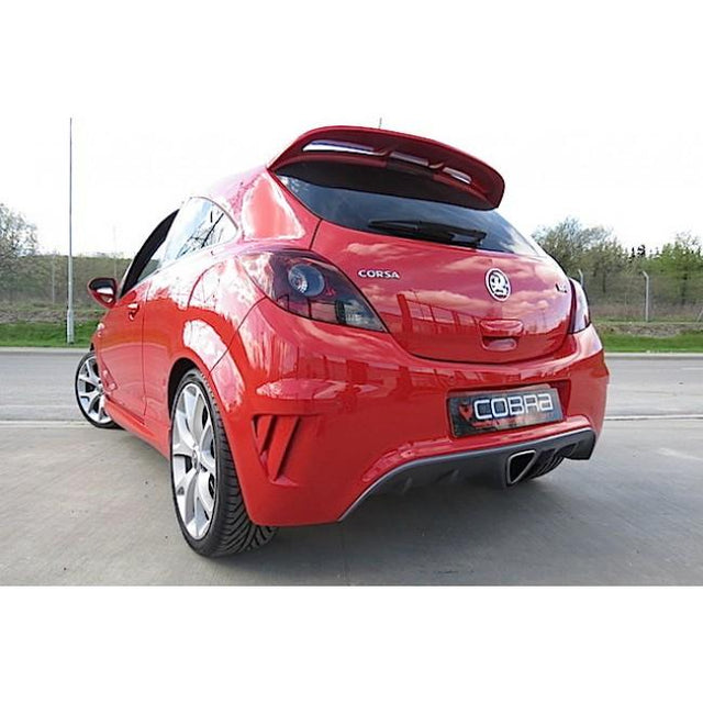 Vauxhall_Corsa_VXR_Exhaust_Fitted