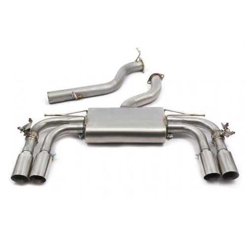 CUPRA Ateca Valved GPF Back Cobra Exhaust - SE67