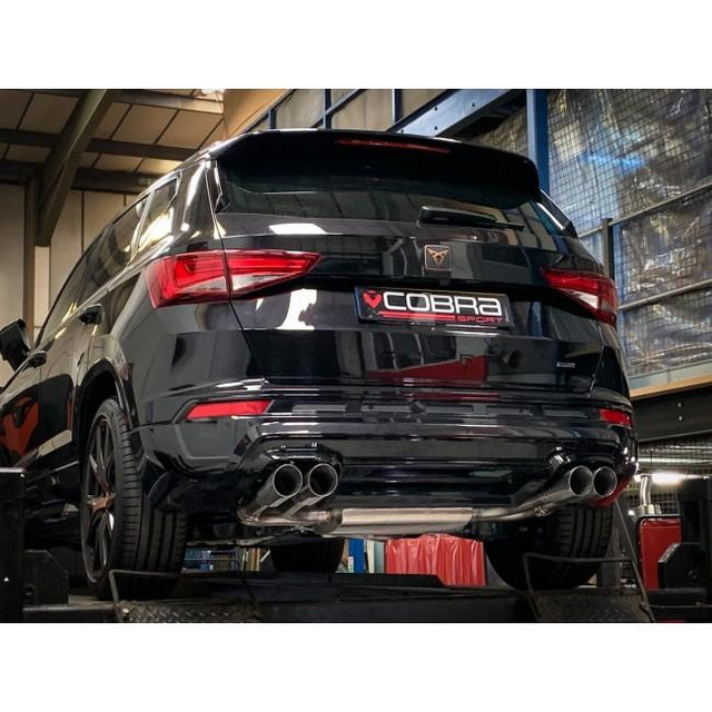 CUPRA Ateca Valved GPF Back Cobra Exhaust