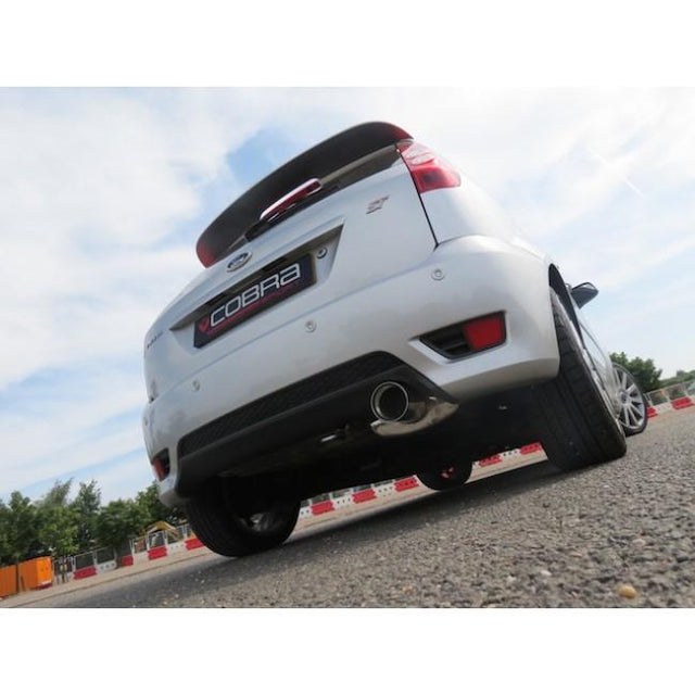 Ford Fiesta ST 150 Sports Exhaust