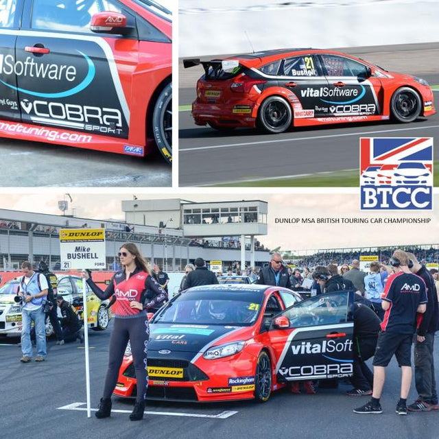 Ford Focus ST250 AmD / Cobra Sport BTCC Car