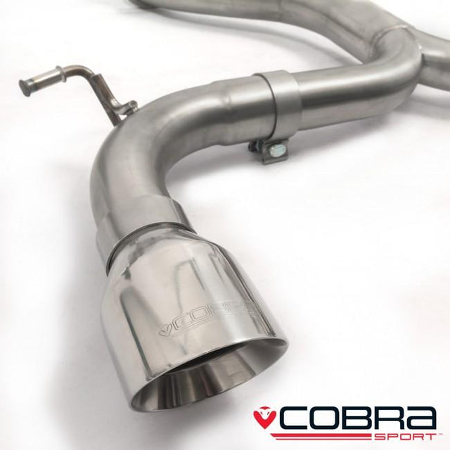 Ford Focus ST 225 / XR5 Venom Cat Back Exhaust by Cobra Sport - FD24