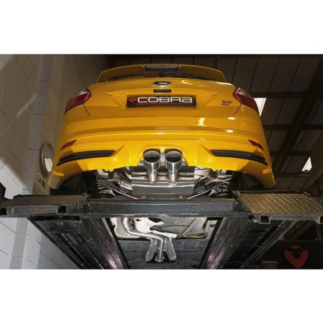 Ford Focus ST 250 Sports Exhaust