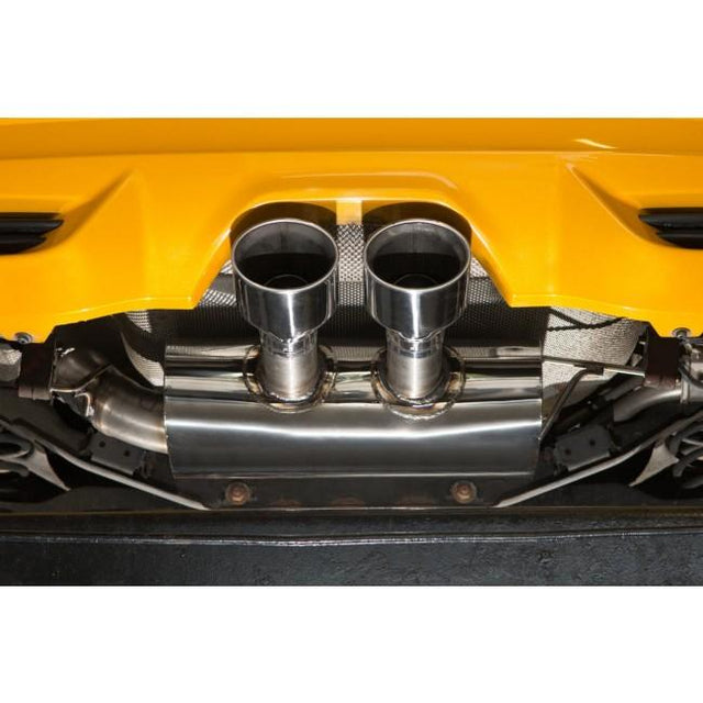 Ford Focus ST250 Performance Exhaust