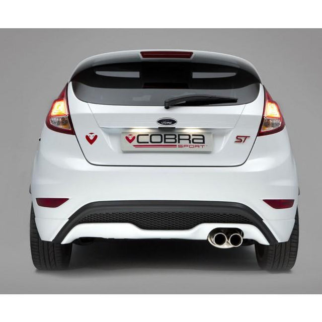 Ford Fiesta ST180 Sports Exhaust - Studio