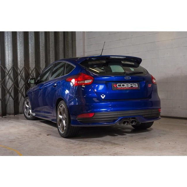 Ford Focus ST TDCI Performance Exhaust 7