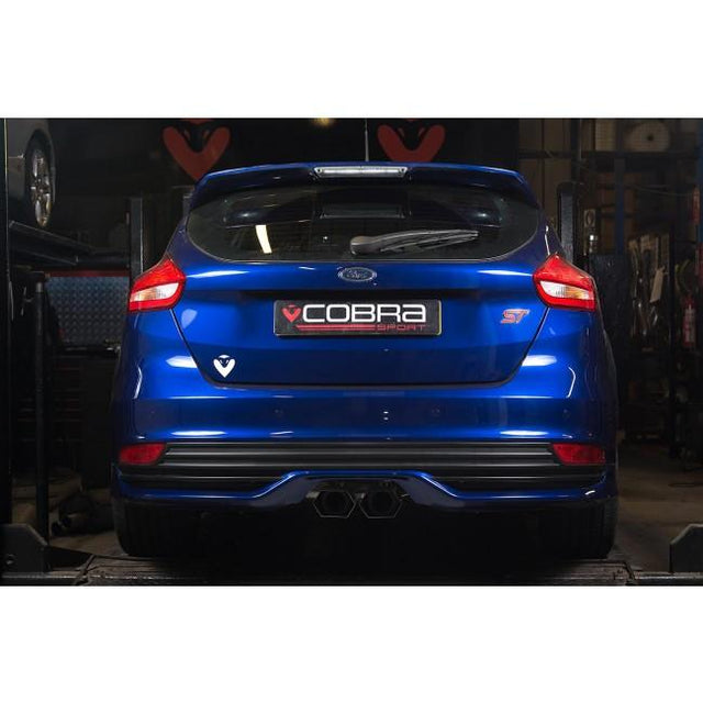 Ford Focus ST TDCI Performance Exhaust 6