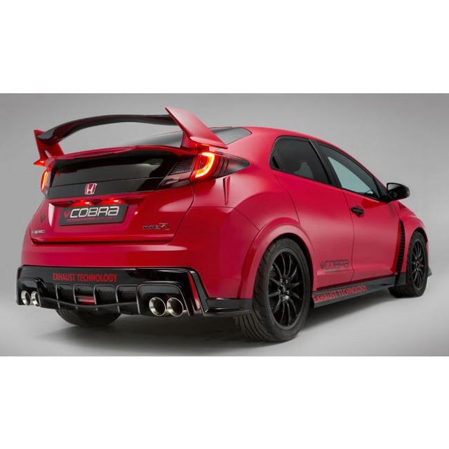 Honda Civic Type R (FK2) Sports Exhaust System