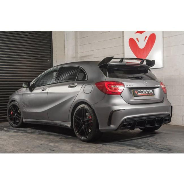 Mercedes-AMG A45 De-Cat Downpipe Performance Exhaust