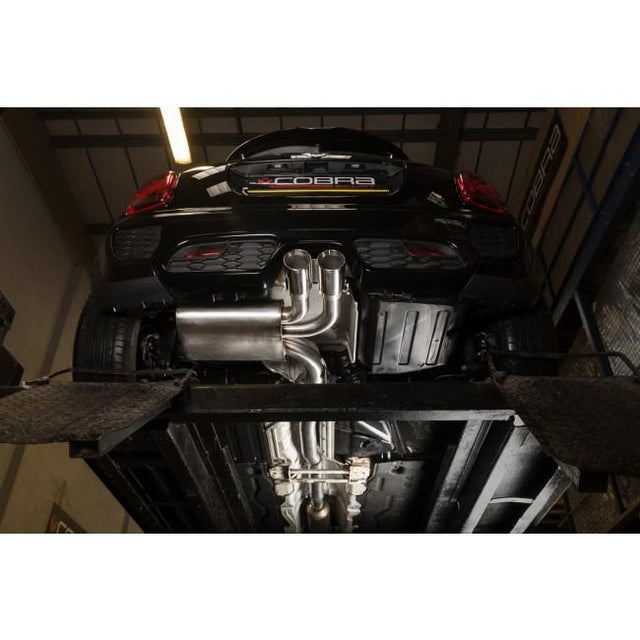 Mini JCW F56 LCI GPF Back Cobra Exhaust