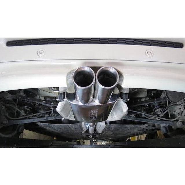 Mini Cooper S R58 Cobra Sport Exhaust Fitted - 4