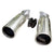 Upgraded Round Exhaust Tips for Range Rover Sport LR08 by Cobra Sport