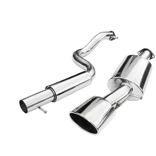Seat Leon Mk1 1.8T 20V Cat Back Exhaust by Cobra Sport