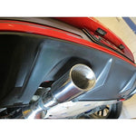 Seat Ibiza FR Cobra Sport Exhaust Fitted