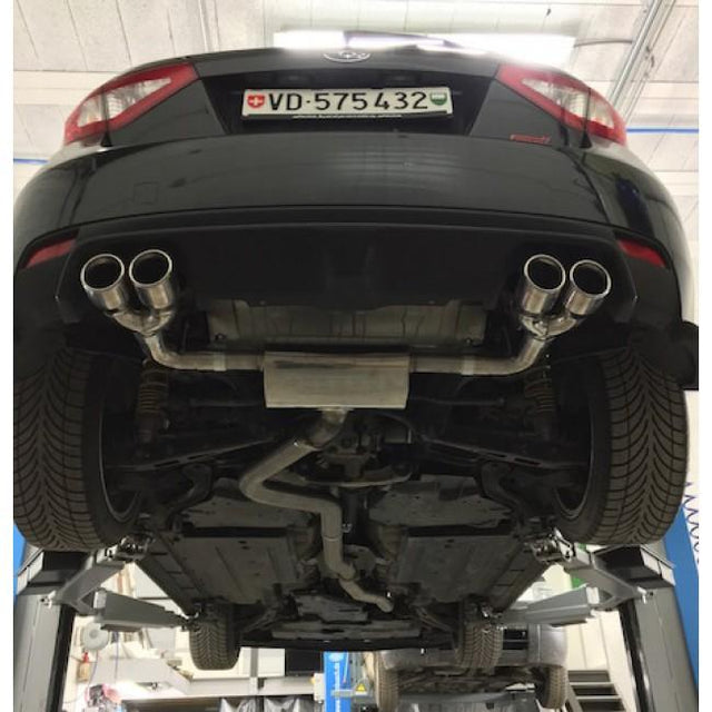 Subaru-impreza-STI-Exhaust-Fitted