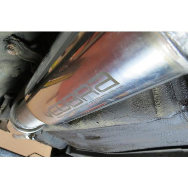 "Subaru Impreza Turbo (93-00) 3"" Track Turbo Back Performance Exhaust"