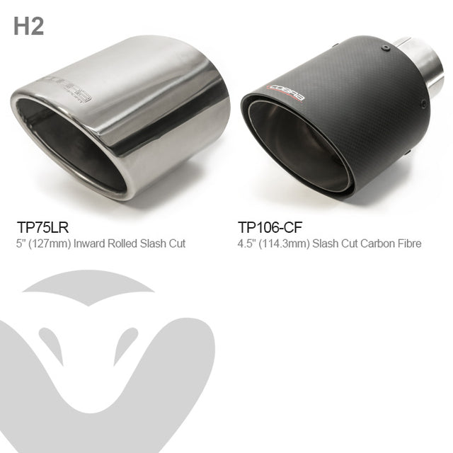 Nissan 370Z Exhaust Tailpipe Options