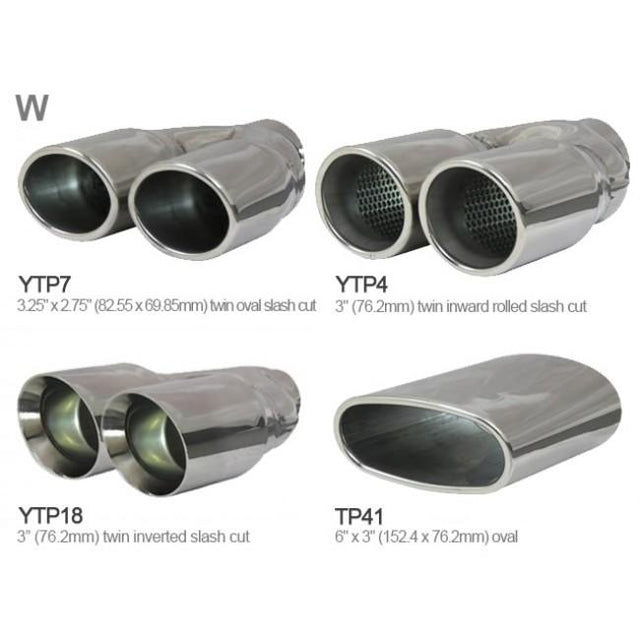 Tailpipe Options