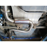 Toyota Celica 1.8 VVTi (99-06) Cat Back Performance Exhaust