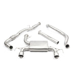 Vauxhall Corsa D VXR Nurburgring (10-14) Turbo Back Performance Exhaust