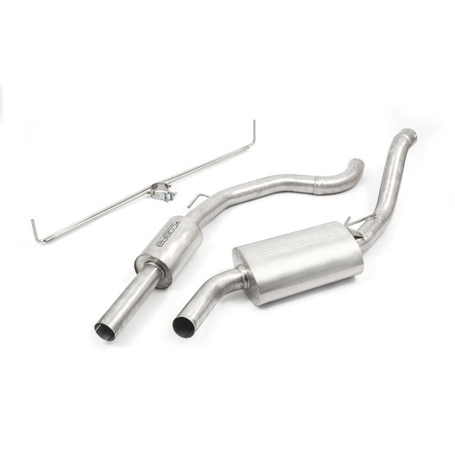 "Vauxhall Corsa D VXR 2.5"" Cat Back Cobra Exhaust  - VX16"
