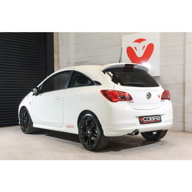 Vauxhall Corsa E 1.4 Turbo Venom Performance Exhaust