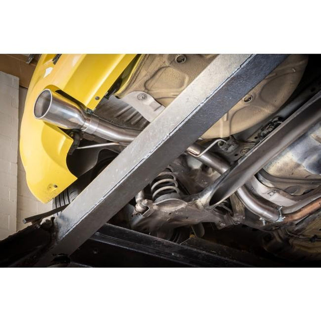Vauxhall Corsa E 1.0 Turbo Venom Rear Performance Exhaust - VZ30